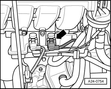 Audi Workshop Manuals > A3 Mk2 > Power unit > Injection