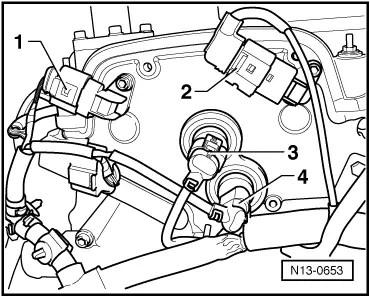 Audi Workshop Manuals > A3 Mk2 > Power unit > 6-cylinder