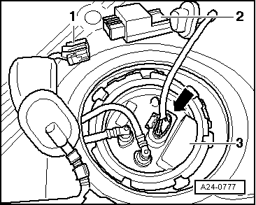 Audi Workshop Manuals > A3 Mk2 > Power unit > Direct