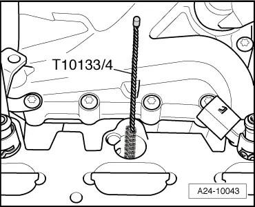 Audi Workshop Manuals > A3 Mk2 > Power unit > Direct