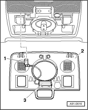Audi Workshop Manuals > A3 Mk2 > Body > Fitting