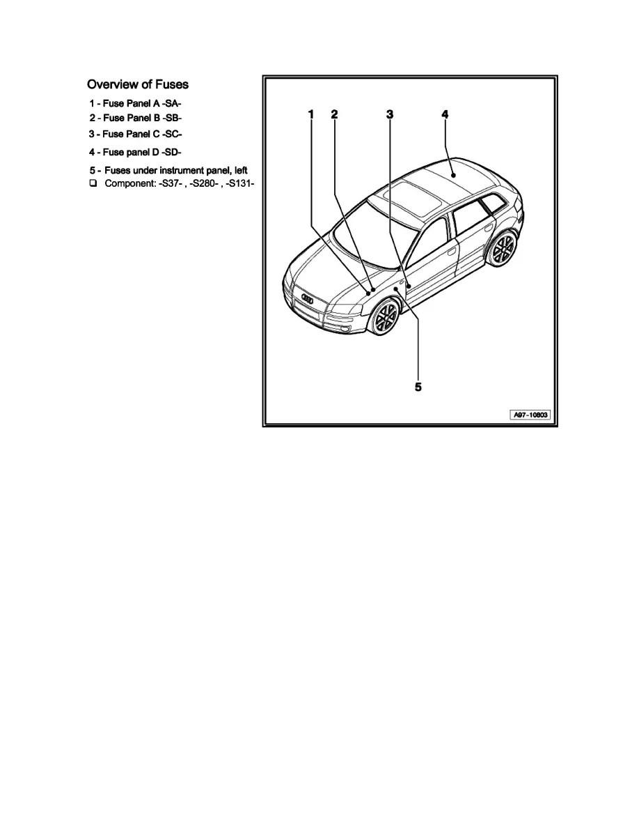 Audi Workshop Manuals > A3 Quattro (8PA) L4-2.0L Turbo