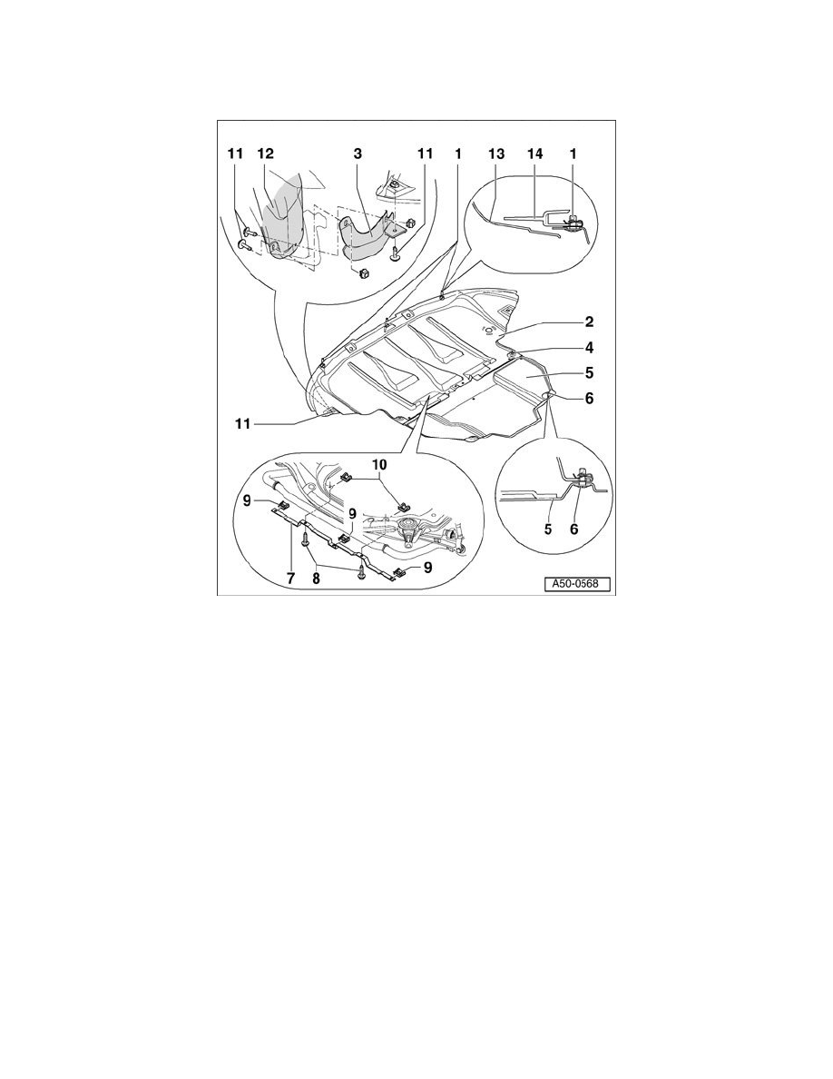 Audi Workshop Manuals > A4 Cabriolet L4-1.8L Turbo (AMB