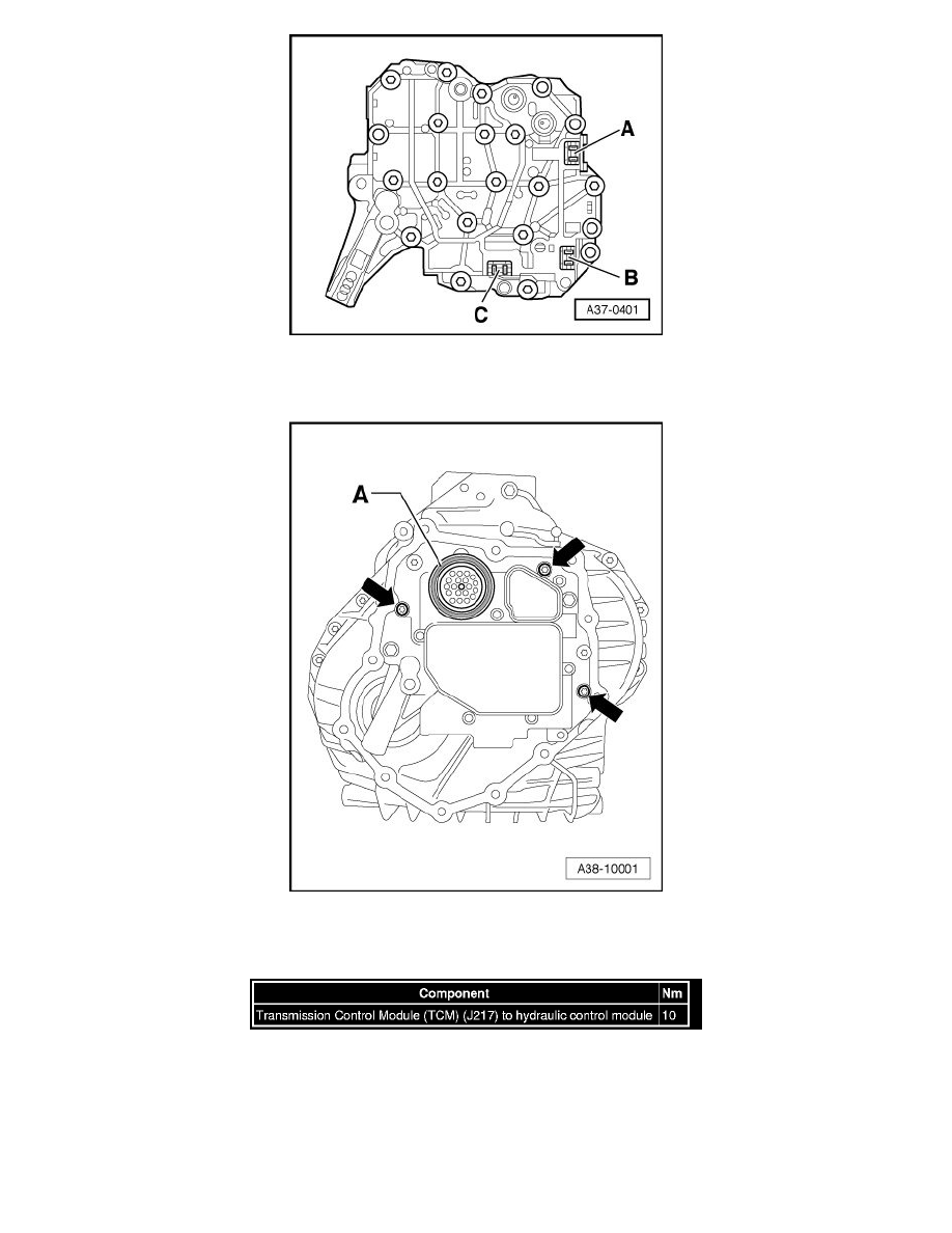 Audi Workshop Manuals > A4 Cabriolet L4-2.0L Turbo (BWT