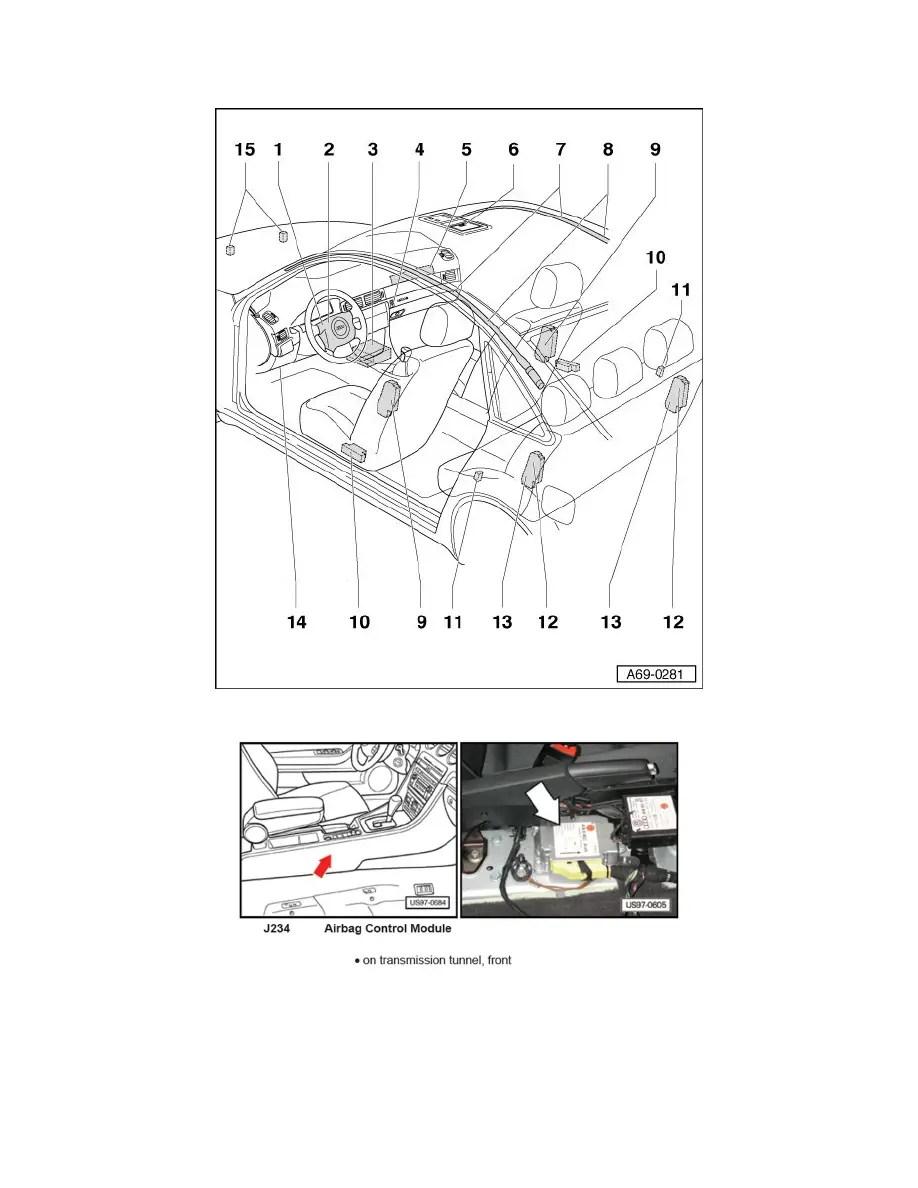 Audi Workshop Manuals > A4 Cabriolet L4-2.0L Turbo (BWT