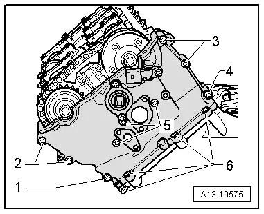 Audi Workshop Manuals > A4 Cabriolet Mk2 > Power unit > 8