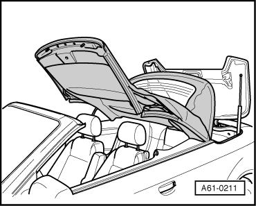 Audi Workshop Manuals > A4 Cabriolet Mk2 > Body > General