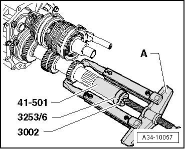 Audi Workshop Manuals > A4 Cabriolet Mk2 > Power