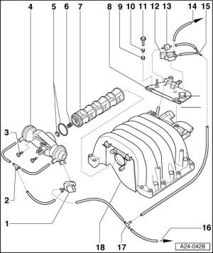 Wanted: 30 Vacuum Actuator Adjusting Unit Spring
