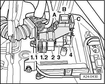 Audi A4 Fuel Pump Wiring Diagram
