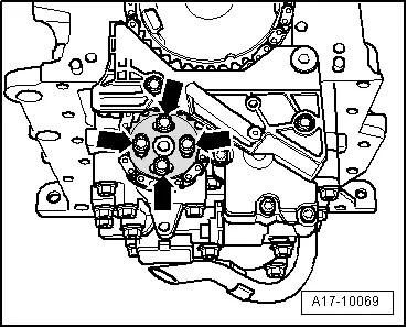 Audi Workshop Manuals > A4 Cabriolet Mk2 > Power unit > 4