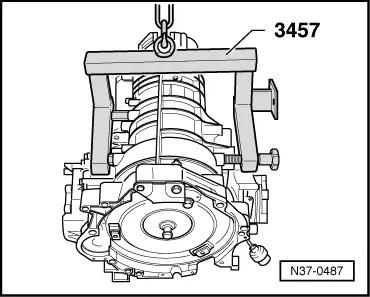 Audi Workshop Manuals > A4 Mk1 > Power transmission
