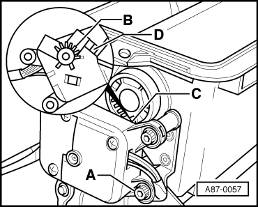 Audi Workshop Manuals > A4 Mk1 > Heating, ventilation, air