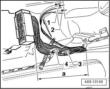 Audi Workshop Manuals > A4 Mk1 > Body > Fitting