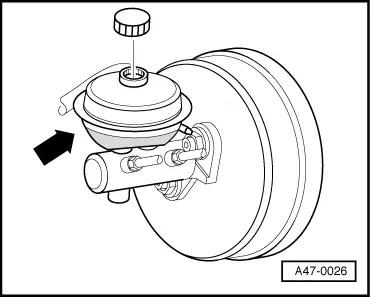 Audi Workshop Manuals > A4 Mk1 > Brake system > Brakes