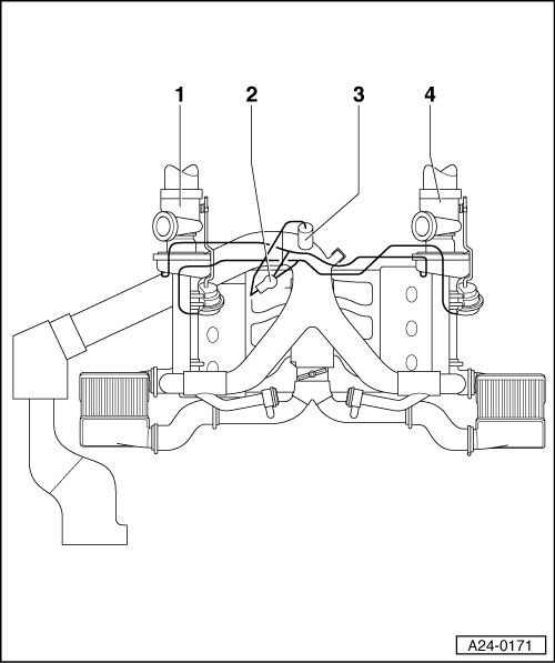 Audi Workshop Manuals > A4 Mk1 > Power unit > Motronic