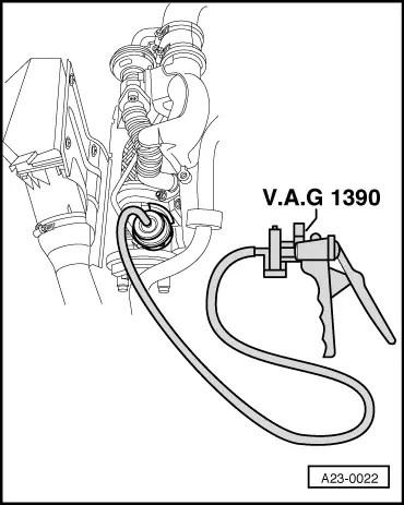 Audi Workshop Manuals > A4 Mk1 > Power unit > 4-cylinder