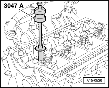 Audi Workshop Manuals > A4 Mk1 > Power unit > 4-Cyl