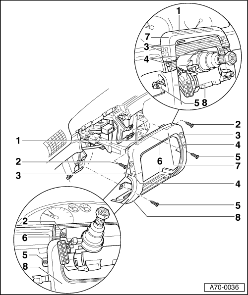 Steering Steering Column Available Part Diagrams 69 In