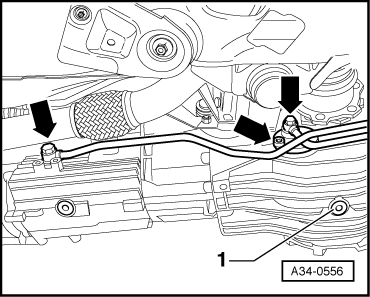 Audi Workshop Manuals > A4 Mk1 > Power transmission > 6