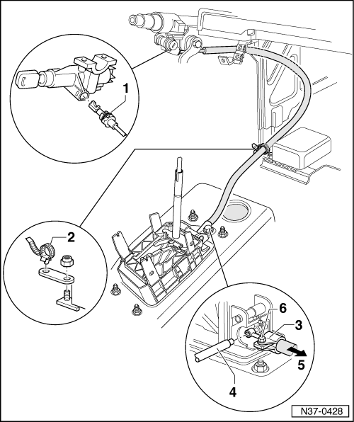 Audi Workshop Manuals > A4 Mk1 > Power transmission