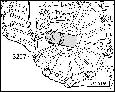 Audi Workshop Manuals > A4 Mk2 > Power transmission > 6