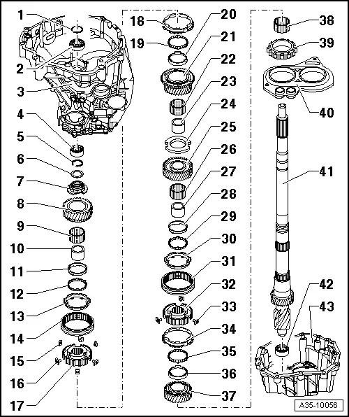 Audi A4 Parts Catalogue