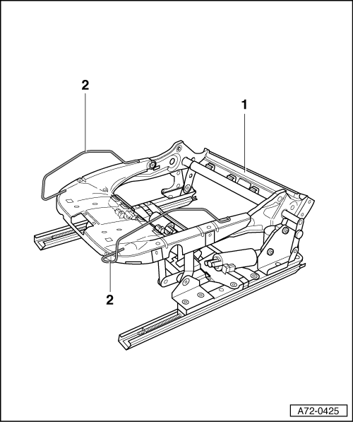 Audi Workshop Manuals > A4 Mk2 > Body > General body
