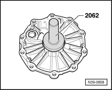 Audi Workshop Manuals > A4 Mk2 > Power transmission > 5