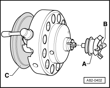 Audi Workshop Manuals > A4 Mk2 > Heating, ventilation, air