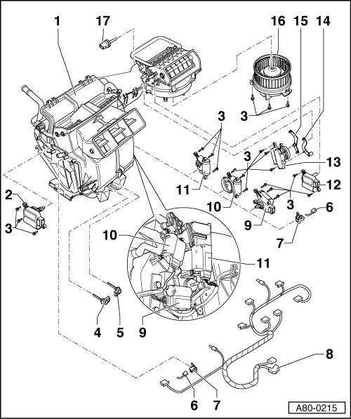 Audi A4 Ignition Wiring Diagram