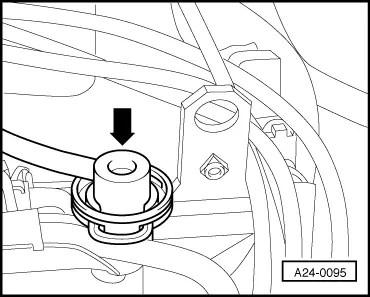 Audi Workshop Manuals > A4 Mk2 > Power unit > Simos