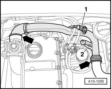 Audi Workshop Manuals > A4 Mk2 > Power unit > Fuel supply system, diesel engines > Fuel supply