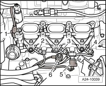 Audi Workshop Manuals > A4 Mk2 > Power unit > Simos direct