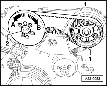 Audi Workshop Manuals > A4 Mk2 > Power unit > TDI