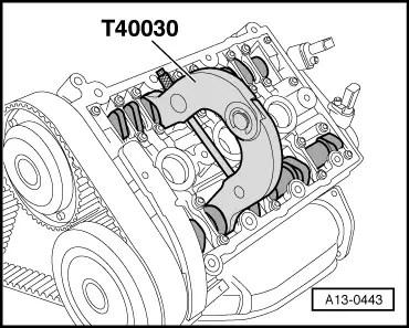 Audi Workshop Manuals > A4 Mk2 > Power unit > 6-cylinder