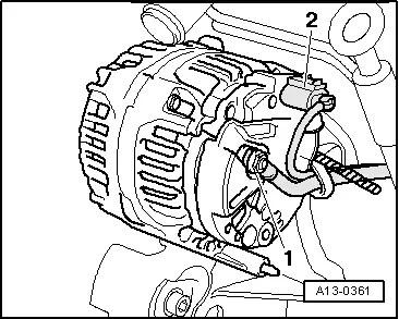 Audi Workshop Manuals > A4 Mk3 > Vehicle electrics