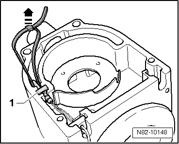 Audi Workshop Manuals > A4 Mk3 > Heating, ventilation, air