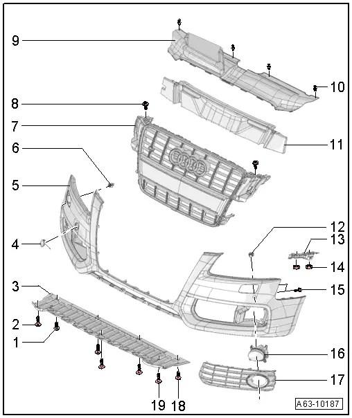 Audi Workshop Manuals > A4 Mk3 > Body > General body