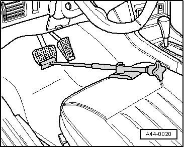 Audi Workshop Manuals > A4 Mk3 > Brake system > ABS, ADR
