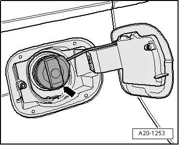 Audi Workshop Manuals > A4 Mk3 > Power unit > Fuel supply