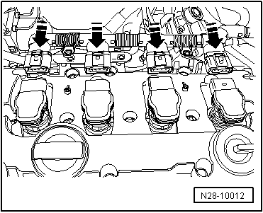 Audi Workshop Manuals > A4 Mk3 > Power unit > 4-cylinder