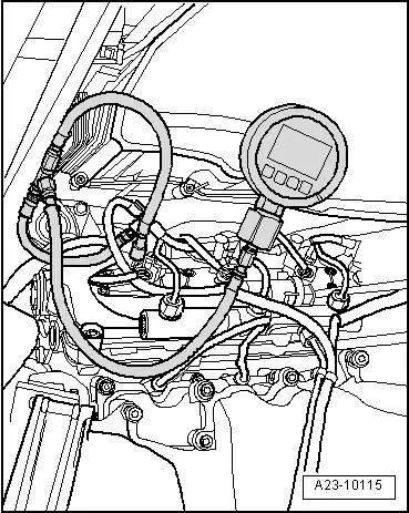 Audi Workshop Manuals > A4 Mk3 > Power unit > TDI