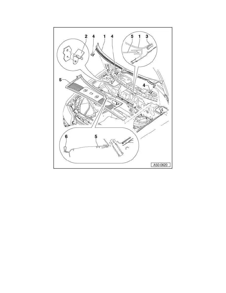 Audi Workshop Manuals > A4 Quattro Cabriolet L4-2.0L Turbo