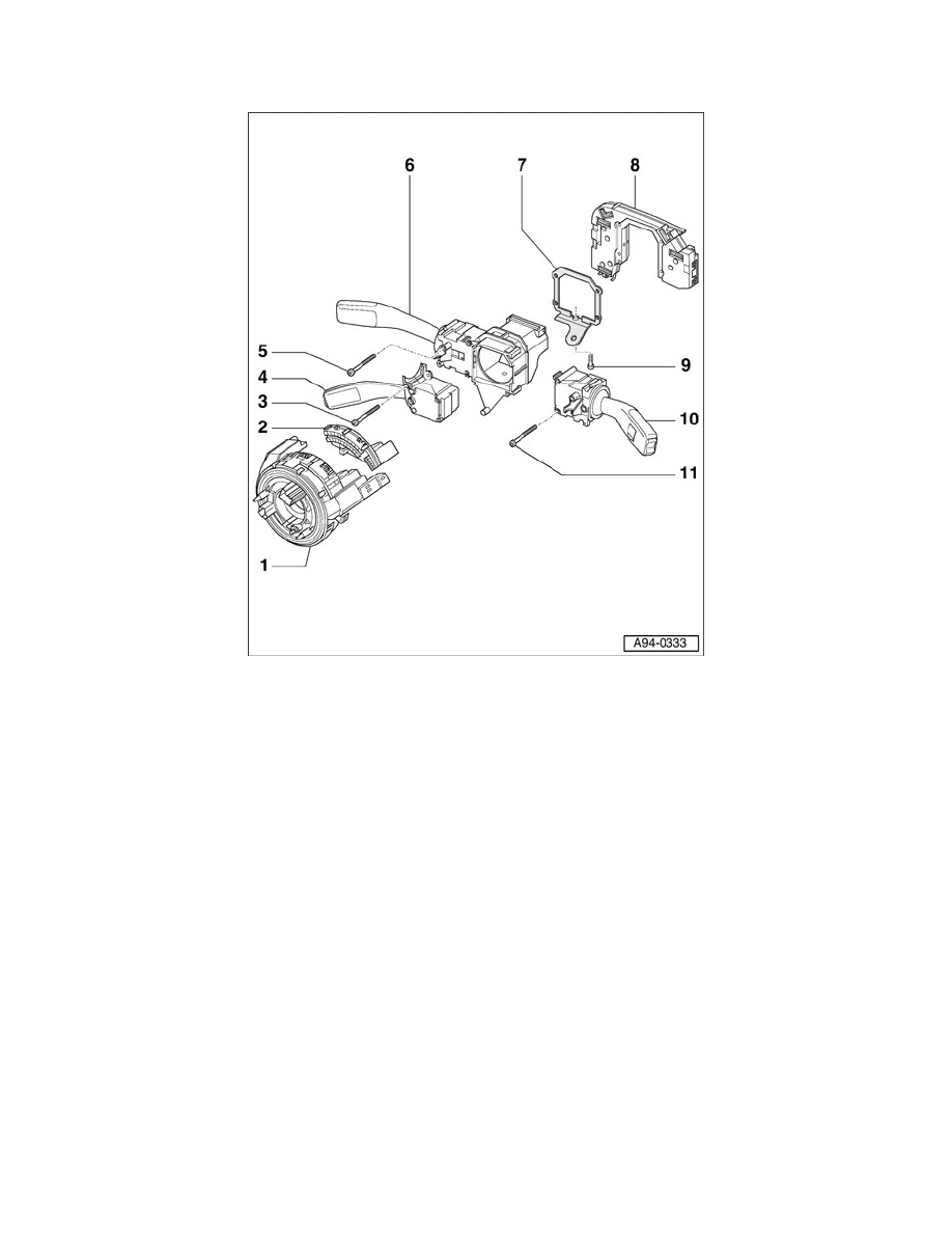 Audi Workshop Manuals > A4 Quattro Cabriolet V6-3.2L (BKH