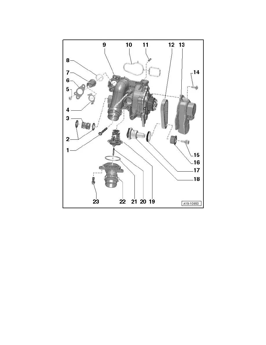 Audi Workshop Manuals > A4 Quattro Sedan L4-2.0L Turbo