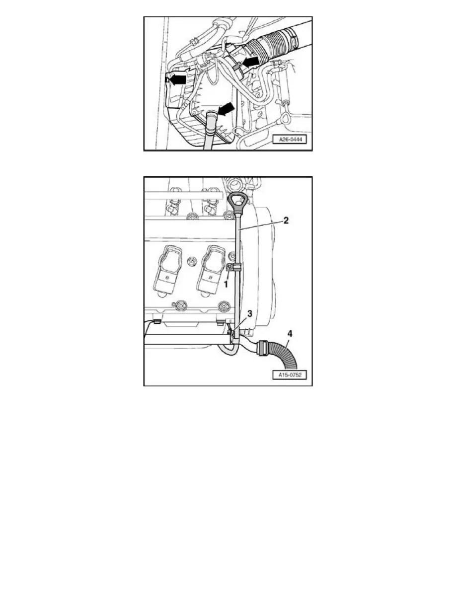 Audi Workshop Manuals > A4 Quattro Sedan V6-3.0L (AVK
