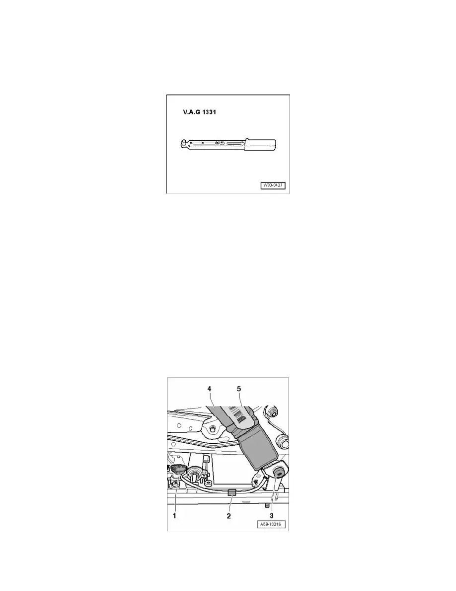 Audi Workshop Manuals > A4 Quattro Sedan V6-3.2L (BKH