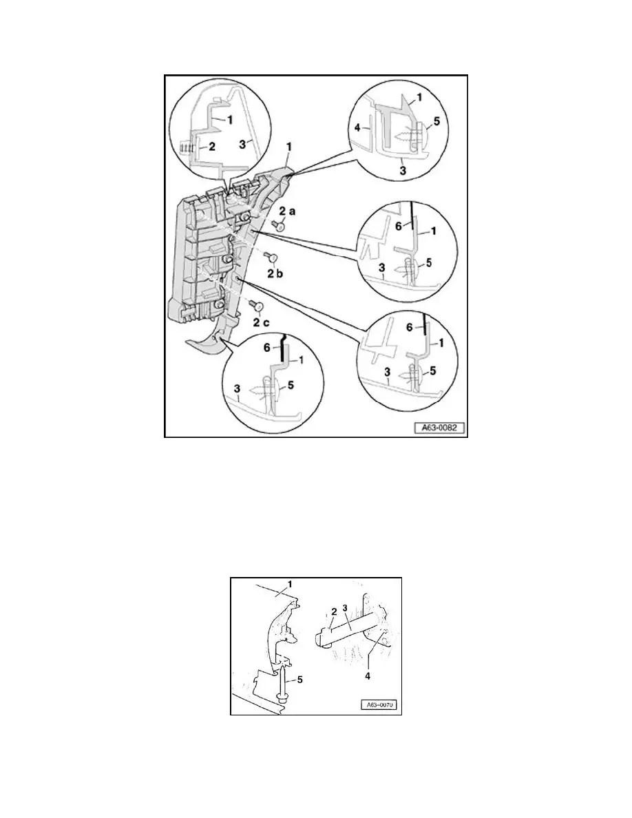 Audi Workshop Manuals > A4 Quattro Wagon V6-2.8L (AHA