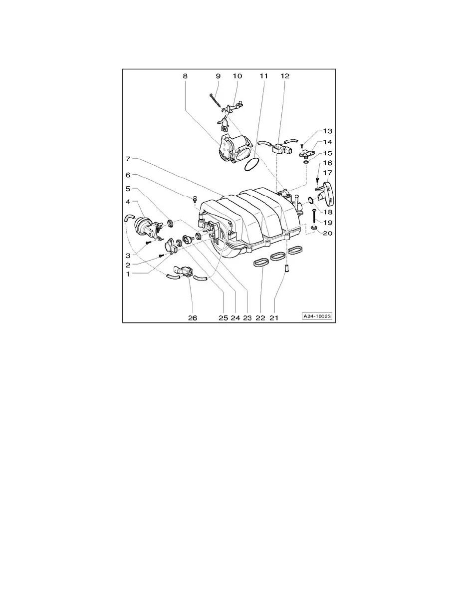 Audi Workshop Manuals > A4 Quattro Wagon V6-3.2L (BKH